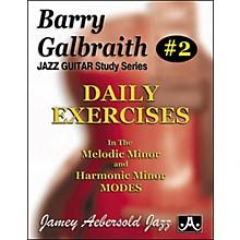 Jamey Aebersold Barry Galbraith - Daily Exercises Book