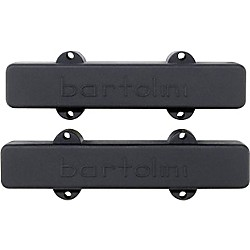 Bartolini 57J1 5-String Vintage Jazz Bass Pickup Set (PU-1231-023)