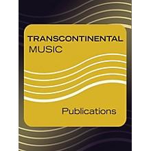 Transcontinental Music Baruch Haba SATB Composed by Yaacov Bergman