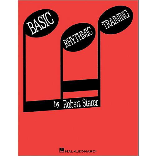 Hal Leonard Basic Rhythmic Training