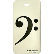 AIM Bass Clef ID Tag