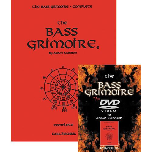 Carl Fischer Bass Grimoire Book & DVD Package-thumbnail
