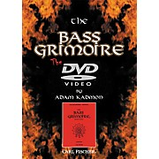 Carl Fischer Bass Grimoire DVD