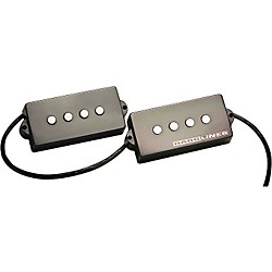 Basslines APB-2 Lightnin' Rods Active Replacement Pickup for Fender P Bass (11406-05)