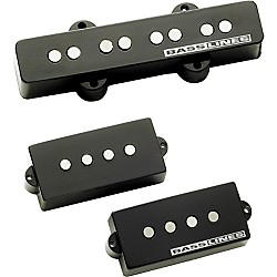 Basslines APJ-2 Lightnin' Rods Electric Bass Pickup Set (11406-06)