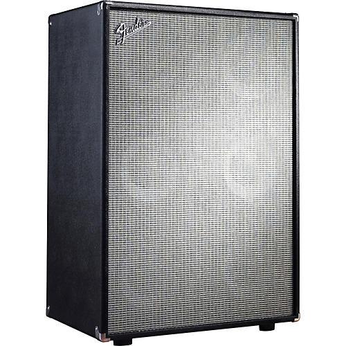 Fender Bassman Pro 610 6x10 Neo Bass Speaker Cabinet Black-thumbnail