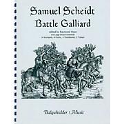Carl Fischer Battle Galliard Book