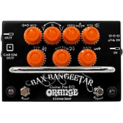 Orange Amplifiers Bax Bangeetar Pre-EQ Guitar Effects Pedal