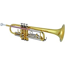 Eldon Bb Trumpet, Red Brass Lead Pipe