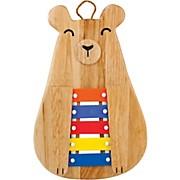 Green Tones Bear Glockenspiel