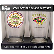 Boelter Brands Beatles Sgt. Pepper/Magical Mystery Pints (2 Pack)