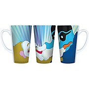 Boelter Brands Beatles Yellow Submarine Blue Meanie Latte Mug