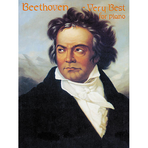 Creative Concepts Beethoven - Very Best for Piano-thumbnail