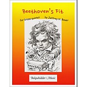 Carl Fischer Beethoven's Fit - Brass Quintet