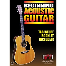 Specialty Music Productions Beginning Acoustic Guitar (DVD)