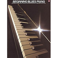 Music Sales Beginning Blues Piano Music Sales America Series Softcover Written by Eric Kriss