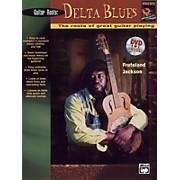 Alfred Beginning Delta Blues Guitar (Book/DVD)