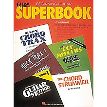 Hal Leonard Beginning Guitar Superbook