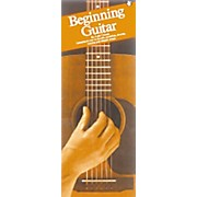 Music Sales Beginning Guitar