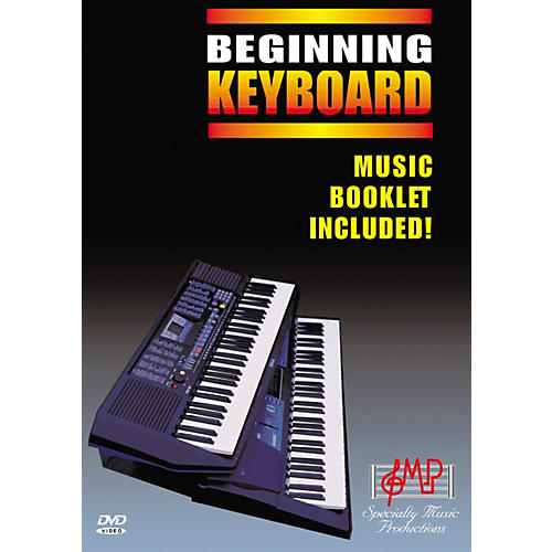 Specialty Music Productions Beginning Keyboard DVD-thumbnail
