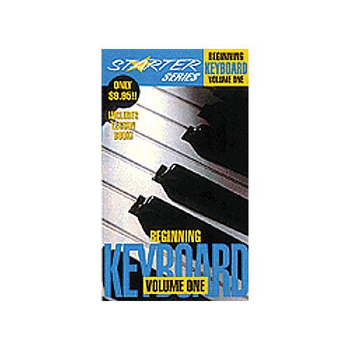 Hal Leonard Beginning Keyboard Video Starter Package Volume 1-thumbnail