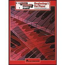 Hal Leonard Beginnings for Piano Volume 1