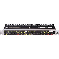 Behringer CX3400 Super-X Pro Crossover (CX3400 USED)