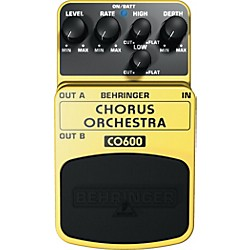 Behringer Chorus Orchestra CO600 Guitar Effects Pedal (CO600)