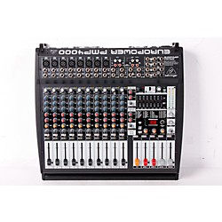 Behringer EUROPOWER PMP4000 16 Ch Powered Mixer w FX (USED005074 PMP4000)