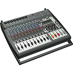 Behringer EUROPOWER PMP4000 16 Ch Powered Mixer w FX (USED004000 PMP4000)