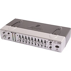 Behringer MINIFBQ FBQ800 9-Band Graphic Equalizer with FBQ (FBQ800)