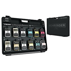 Behringer PB1000 Powered Pedalboard (PB1000)