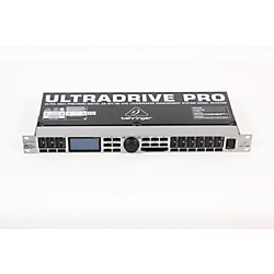 Behringer ULTRA-DRIVE PRO DCX2496 Crossover (USED007010 DCX2496)