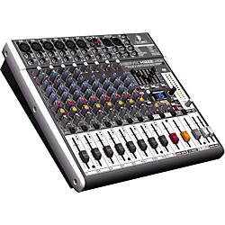 Behringer XENYX X1222USB USB Mixer with Effects (X1222USB)