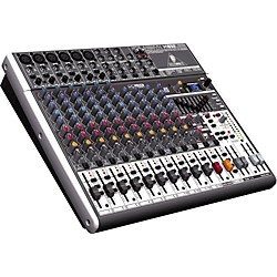 Behringer XENYX X1832USB USB Mixer with Effects (X1832USB)