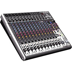 Behringer XENYX X2222USB USB Mixer with Effects (USED004000 X2222USB)
