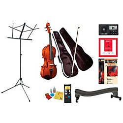 Bellafina Beginner Student 4/4 Violin Bundle (50VN44-123 Kit)