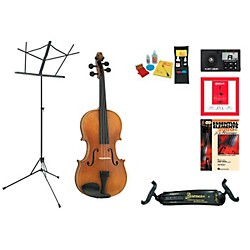 "Bellafina Model 50 Beginner Student 15-1/2"" Viola Bundle (50VA15H-123 Kit)"