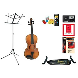 "Bellafina Model 50 Beginner Student 16"" Viola Bundle (50VA16-123 Kit)"