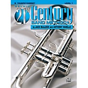 Alfred Belwin 21st Century Band Method Level 1 B-Flat Trumpet/Cornet Book