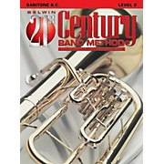 Alfred Belwin 21st Century Band Method Level 2 Bari BC Book