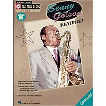 Hal Leonard Benny Golson Volume 55 Book/CD 10 Jazz Favorites Jazz Play Along
