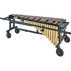 Bergerault KM-PS43G Marimba 4.3 Octave With Grid Iron Cart (KM-PS43G)