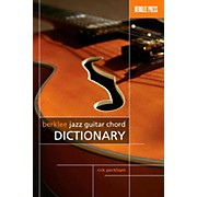 Berklee Press Berklee Jazz Guitar Chord Dictionary