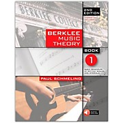 Berklee Press Berklee Music Theory Book 1, 2nd Edition (Book/Online Audio)