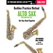 G. Schirmer Berklee Practice Method: Alto and Baritone Sax