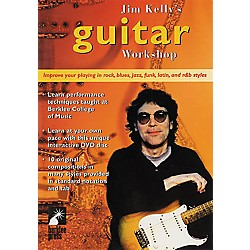 Berklee Press Jim Kelly's Guitar Workshop - DVD (320168)