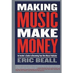 Berklee Press Making Music Make Money Book (50448009)