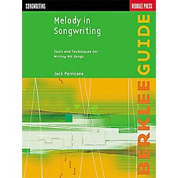 Berklee Press Melody in Songwriting Book (50449419)