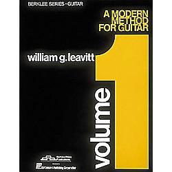 Berklee Press Modern Method for Guitar Volume 1 (50449400)